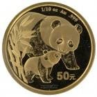 Ankauf: China Panda 2004, Goldmünze 1/10 Unze (oz)