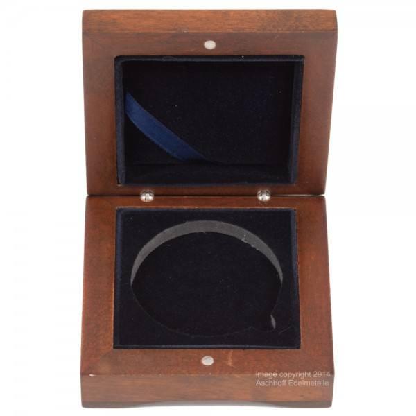 Münzbox/Geschenkbox für Lunar II 1 x 1 Unze (oz) Goldmünze
