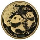 Ankauf: China Panda 2006, Goldmünze 1/10 Unze (oz)